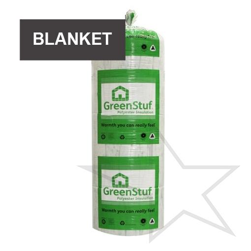 Autex Greenstuf Polyester BIB Building Insulation Blanket  Greenstuf Polyester Masonry Wall Insulation Blanket