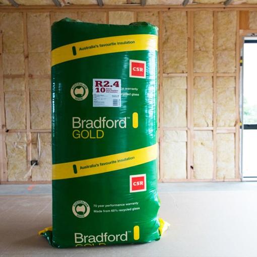Bradford Gold Wall Insulation Batts