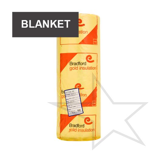 Bradford Gold Roof Insulation Blanket