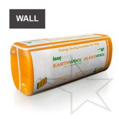 Product photo of Knauf Earthwool Glasswool Wall Insulation Batts