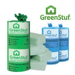 GreenStuf Polyester Insulation