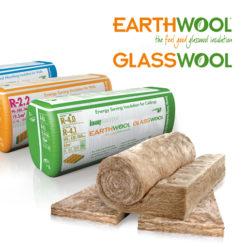 Earthwool Glasswool Insulation