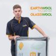 Knauf Earthwool Underfloor Insulation Batts