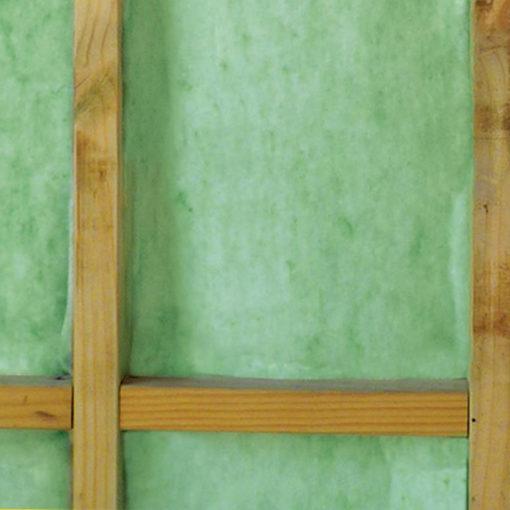 Autex Greenstuf Polyester Insulation installed