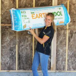 Knauf Earthwool Glasswool Wall Insulation Batts
