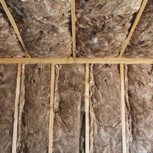 Knauf Earthwool Glasswool Ceiling Insulation Batts